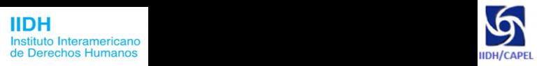 Logo Instituto Interamericano de Derechos Humanos