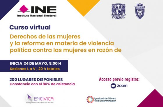 Curso Virtual Derechos de las Mujeres