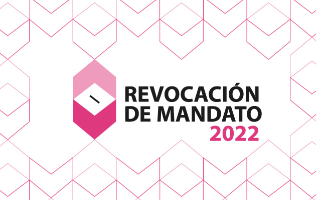 Revocación de mandato 2022